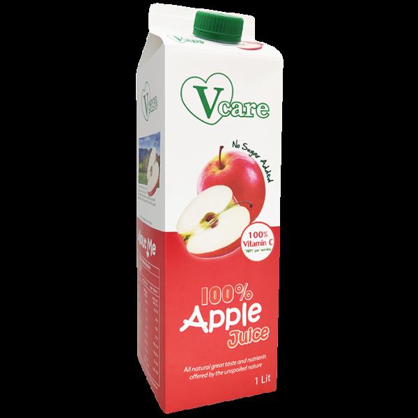 Apple 1front 1 600x600 - 嘉心思 – 純蘋果汁 12x1L (原箱)