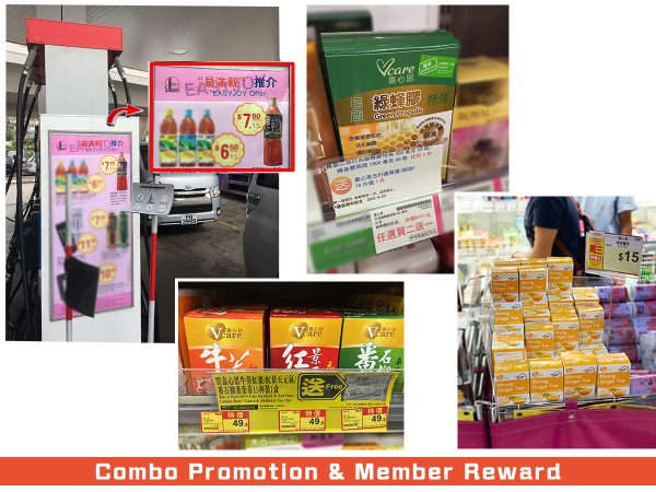 Combo Promotion & Member Reward