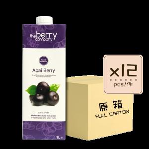 Online Shop Acai Berry 1L x12 300x300 - The Berry Company – Acai Berry Juice 12x1L (Full Carton)