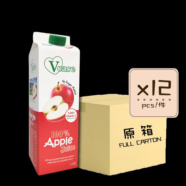 Online Shop Apple Juice x12 600x600 - 嘉心思 – 純蘋果汁 12x1L (原箱)