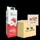 Online Shop Apple Juice x12 80x80 - 嘉心思 – 純橙汁 12x1L (原箱)
