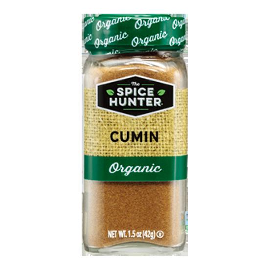 CUMIN 有機孜然粉 - The Spice Hunter – Organic Ground Cumin 6x1.5oz (Full Carton)