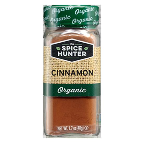 Cinnamon 有機肉桂粉 - 香料獵人 – 有機肉桂粉 2x1.7oz