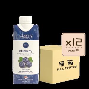 Online Shop Blueberry 330ml x12 300x300 - The Berry Company – 藍莓汁 12x330mL (原箱)