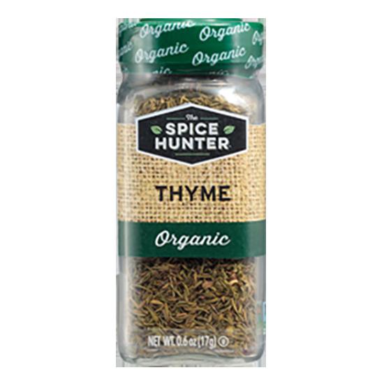Thyme 有機百里香 - 香料獵人 – 有機百里香 6x0.6oz (原箱)