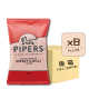 Online Shop Pipers 2018 Biggleswade Sweet Chilli 150g x8 80x80 - Pipers Crisps - 蘋果醋海鹽味薯片 8x150g (原箱)
