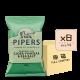 Online Shop Pipers 2018 Cider Vinegar Sea Salt 150g x8 80x80 - Pipers Crisps - 車打芝士洋蔥味薯片 8x150g (原箱)