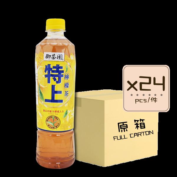 Online Shop 御茶園特上檸檬茶550ml x24 600x600 - 御茶園特上檸檬茶 24 x 550毫升 (原箱)