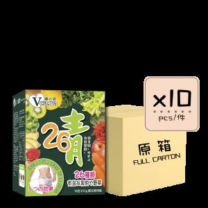 Online Shop 26 Green Juice x10 300x300 - V-Care – 26 Green Juice 10x10's (Full Carton)
