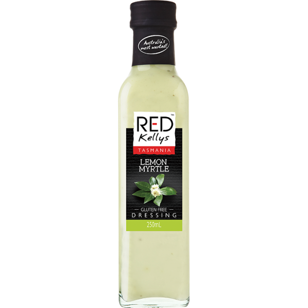 RK LemonMyrtle Bottle 700 600x600 - 檸檬香桃木醬 2x250mL