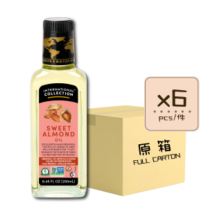 Online Shop IC SN SweetAlmond 250ml x6 300x300 - Sweet Almond Oil  6x250mL (Full Carton)