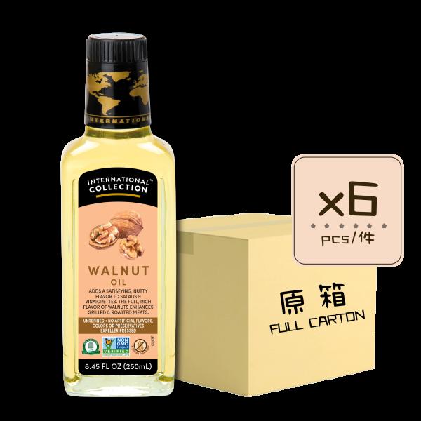 Online Shop IC SN Walnut 250ml x6 600x600 - 核桃油 6x250mL (原箱)