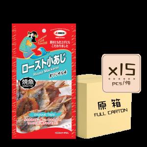Online Shop MLite Roast Mackere x15 300x300 - 原味燒鯖魚  15x25g (原箱)