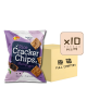 Online Shop Rice Cracker Chips Black Pepper x10 80x80 - 海苔味芝士魚絲 15x20g (原箱)