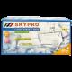 skypro classic 01face 80x80 - Skypro 三層外科口罩 (中童)
