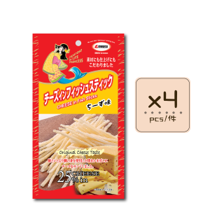 MLite cheese Fish Stick original x4 300x300 - 原味芝士魚絲 4x20g