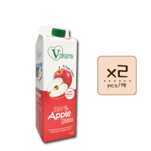 Online Shop Apple Juice x2 300x300 - 嘉心思 – 純蘋果汁 2x1L