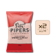 Online Shop Pipers 2018 Biggleswade Sweet Chilli 150g x2 1 80x80 - Pipers Crisps - 蘋果醋海鹽味薯片 2x150g