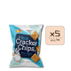 Online Shop Rice Cracker Chips SeaSalt x5 80x80 - Organic Pregnancy Tea 2x16's