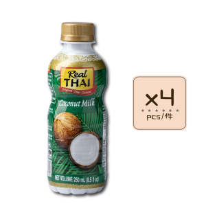 Online Shop Coconut Milk x4 300x300 - Coconut Milk PET 250mL 4x250mL