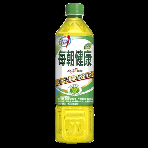 毎朝健康綠茶 600x600 - 每朝健康綠茶 24x650mL (原箱)