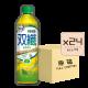 每朝健康双纖綠茶x24 80x80 - 每朝健康綠茶 24x650mL (原箱)