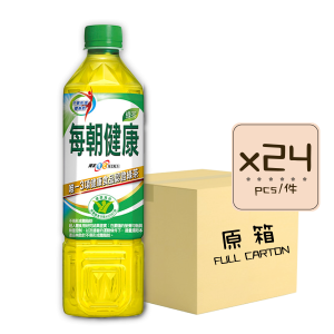 每朝健康綠茶x24 300x300 - Every Morning Healthy Green Tea 24x650mL (Full Carton)
