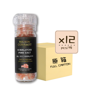 1Himalayan Pink Salt 12p 300x300 - 即磨喜馬拉雅山粉紅岩鹽 12x120克 (原箱)
