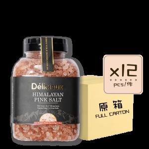 2Himalayan Pink Salt 3p 620 300x300 - Ancient Himalayan Pink Salts Coarse Grain 12x620g (Full Carton)