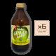 Ginger Lime 6p 80x80 - Organic Raspberry Leaf 6x16's (Full Carton)