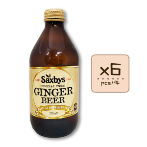 Original Stone Ginger Beer 6p 300x300 - 薑啤 6x375毫升