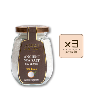 Sea Salt Fine Grain 3p 300x300 - Ancient Sea Salt Fine Grain 3x215g