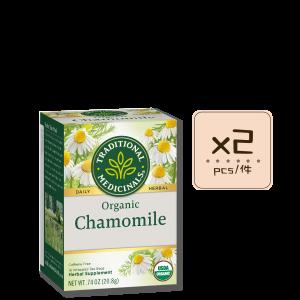 Chamomile 2pcs 300x300 - 有機洋甘菊茶 2x16's