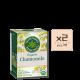 Chamomile 2pcs 80x80 - 有機洋甘菊茶 6x16's (原箱)