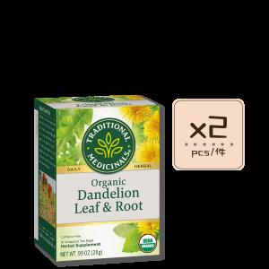 Dandelion Leaf Root 2pcs 300x300 - Organic Dandelion Leaf & Root 2x16's